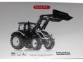 Wiking 7815 - Valtra T174 weiß mit Frontlader Karton vorne