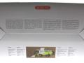 Wiking 7818 - Claas Tucano 570 mit Maisvorsatz Conspeed 8-75 Karton hinten