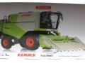 Wiking 7818 - Claas Tucano 570 mit Maisvorsatz Conspeed 8-75 Karton vorne