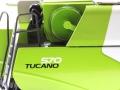 Wiking 7818 - Claas Tucano 570 mit Maisvorsatz Conspeed 8-75 Logo