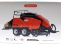 Wiking 7819 - Kuhn LSB 1290 iD Großpackenpresse Karton vorne