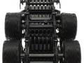 Wiking 7819 - Kuhn LSB 1290 iD Großpackenpresse Unterseite hinten