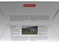 Wiking 7820 - Lemken Pflanzenschutzspritze Vega 12 Karton hinten