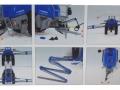 Wiking 7820 - Lemken Pflanzenschutzspritze Vega 12 Karton innen