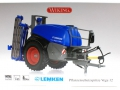 Wiking 7820 - Lemken Pflanzenschutzspritze Vega 12 Karton vorne