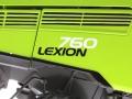Wiking 7824 - Claas Lexion 760TT Mähdrescher Logo