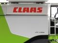 Wiking 7824 - Claas Lexion 760TT Mähdrescher Logo vorne