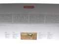 Wiking 7824 - Claas Lexion 760TT Mähdrescher mit V1200 Getreidevorsatz Karton hinten
