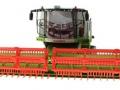Wiking 7824 - Claas Lexion 760TT Mähdrescher mit V1200 Getreidevorsatz vorne