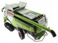 Wiking 7824 - Claas Lexion 760TT Mähdrescher mit V1200 Getreidevorsatz oben hinten links