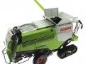 Wiking 7824 - Claas Lexion 760TT Mähdrescher mit V1200 Getreidevorsatz oben hinten rechts