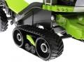 Wiking 7824 - Claas Lexion 760TT Mähdrescher mit V1200 Getreidevorsatz Raupenfahrwerk