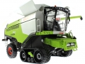 Wiking 7824 - Claas Lexion 760TT Mähdrescher mit V1200 Getreidevorsatz unten vorne rechts