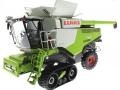 Wiking 7824 - Claas Lexion 760TT Mähdrescher mit V1200 Getreidevorsatz vorne links
