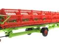 Wiking 7824 - Claas V1200 Getreidevorsatz vorne rechts