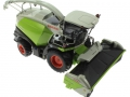Wiking 7825 - Claas Direct Disc 520 an Jahuar 860 oben vorne rechts