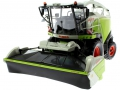 Wiking 7825 - Claas Direct Disc 520 an Jahuar 860 vorne links