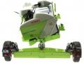 Wiking 7825 - Claas Direct Disc 520 mit Schneidewagen hinten