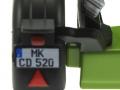 Wiking 7825 - Claas Direct Disc 520 mit Schneidewagen Kennzeichen