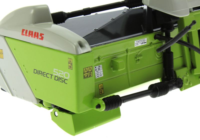 Wiking 7825 - Claas Direct Disc 520 Logo
