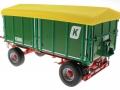 Wiking 7827 - Dreiseitenkipper HKD 302 Agroliner hinten links