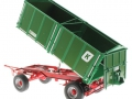 Wiking 7827 - Dreiseitenkipper HKD 302 Agroliner gekippt