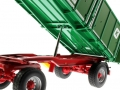 Wiking 7827 - Dreiseitenkipper HKD 302 Agroliner Kipphydraulik