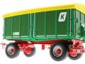 Wiking 7827 - Dreiseitenkipper HKD 302 Agroliner unten hinten links