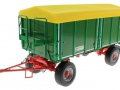 Wiking 7827 - Dreiseitenkipper HKD 302 Agroliner vorne links