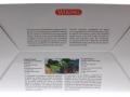 Wiking 7829 - Claas Arion 430 mit Frontlader FL 120 Karton hinten