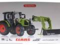 Wiking 7829 - Claas Arion 430 mit Frontlader FL 120 Karton vorne