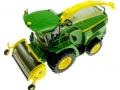 Wiking 7832 - Selbsfahrender Feldhäcksler John Deere 8500i mit Gras Pickup oben