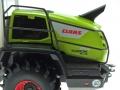 Wiking 7833 - Claas Torion 1812 Radlader Logo