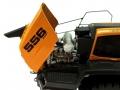 Wiking 7840 - Liebherr Radlader L556 Motor