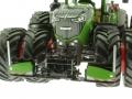 Wiking 7842 - AGRIbumper Fendt Design an Traktor vorne nah