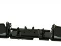 Wiking 7843 - AGRIbumper Black Edition vorne links