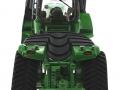 Wiking 7849 - John Deere 9620RX Raupentraktor hinten