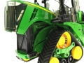 Wiking 7849 - John Deere 9620RX Raupentraktor Motor links