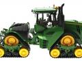 Wiking 7849 - John Deere 9620RX Raupentraktor rechts