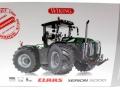 Wiking 8773 - Claas Xerion 5000 Bollmer Dunkelgrün Karton vorne