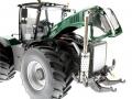 Wiking 8773 - Claas Xerion 5000 Bollmer Dunkelgrün Motor rechts