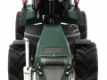 Wiking 8773 - Claas Xerion 5000 Bollmer Dunkelgrün oben vorne