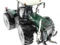 Wiking 8773 - Claas Xerion 5000 Bollmer Dunkelgrün oben vorne rechts