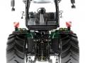 Wiking 8773 - Claas Xerion 5000 Bollmer Dunkelgrün unten hinten