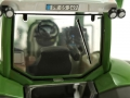 Wiking 8774 - Fendt 936 Vario Walztraktor Osters & Voß Heckfenster