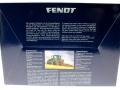 Wiking X991006090000 - Fendt 939 Vario weiss Agrartechnica Karton hinten