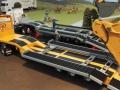 Megatrailer die Siku LKW Tieflader Verbreiterung