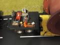 Werkzeug 1:32 auf Liku LKW Tieflader Trailer