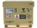 AGCO Karton auf DB Palette unten vorne