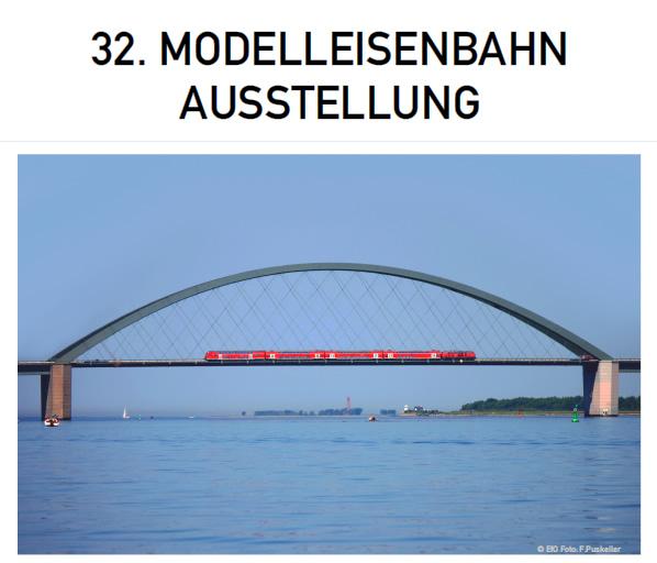 32. Bad Oldesloe Modellbahn Ausstellung